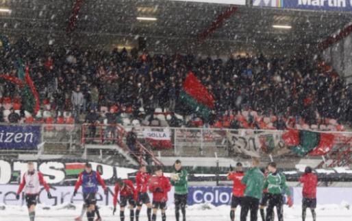 Afbeelding: Update: KNVB grijpt in vanwege code rood: alle Jupiler League-wedstrijden afgelast