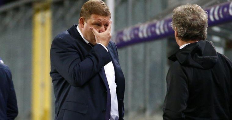 Vanhaezebrouck heeft nu al enorme kopzorgen: ''Gaan minstens drie man missen''