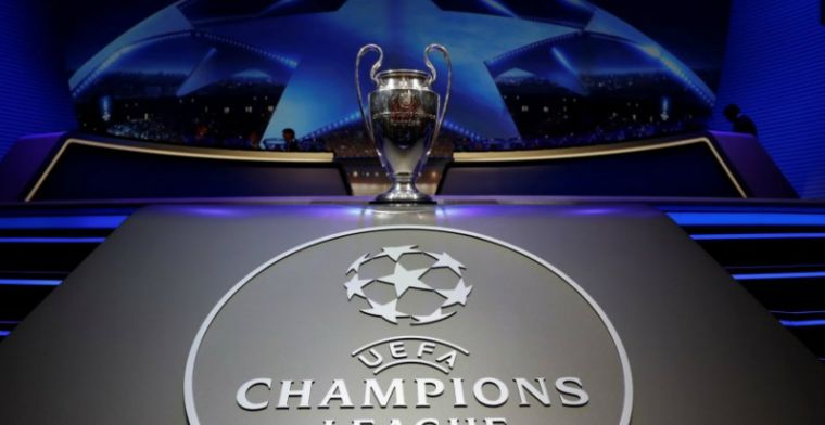 Champions League Loting Picture: LIVE: De Loting Voor De Achtste Finales Van De Champions