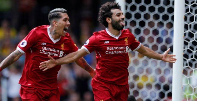 Salah troeft Mané en Aubameyang af: 'Hoop dat iedereen nu mijn weg volgt'