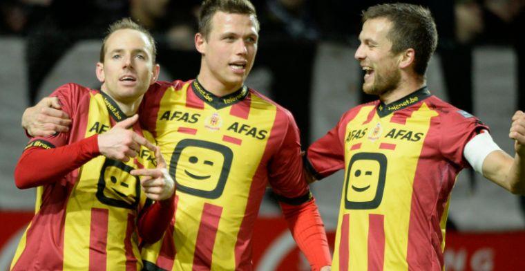 Opluchting bij KV Mechelen: middenvelder kan na nieuwjaar opnieuw aansluiten