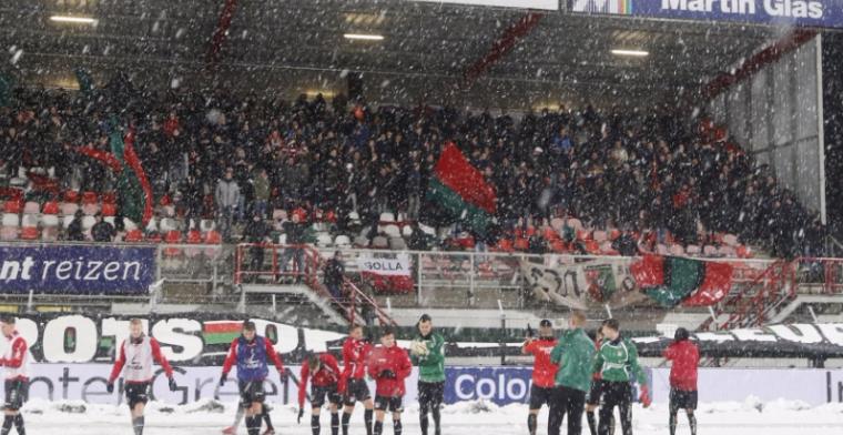 Update: KNVB grijpt in vanwege code rood: alle Jupiler League-wedstrijden afgelast