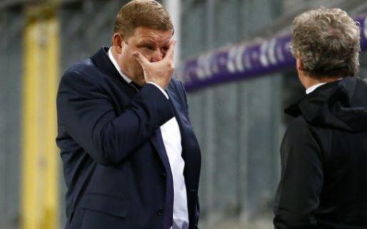 Afbeelding: Vanhaezebrouck: 'Club is een échte volksclub, ik hou daarvan'