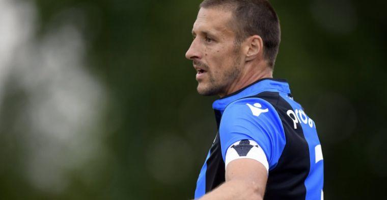 Misschien moet Club Brugge Simons opstellen tegen Anderlecht