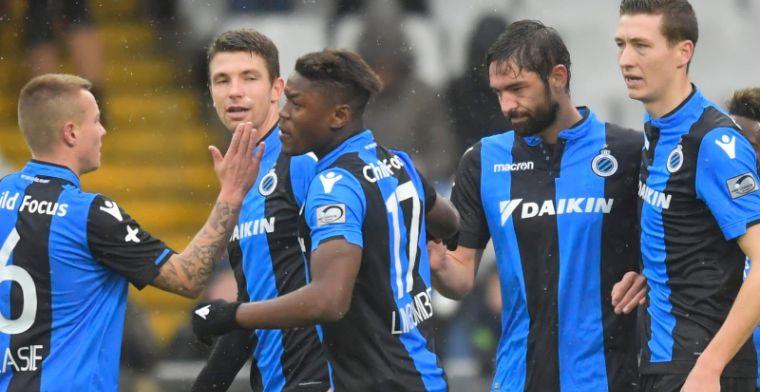 Middenvelder kroont zich opnieuw tot Speler van de Maand bij Club Brugge