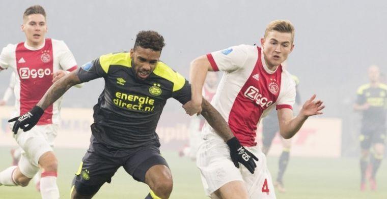 'Ajacied ook na ontslag Bosz in beeld bij Dortmund: winterse transfer mogelijk'