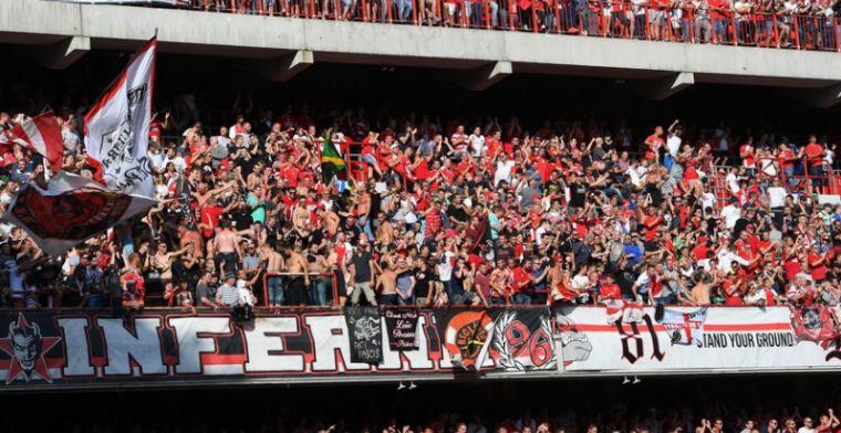 Standard wil Rode Duivels helpen, maar er is heel wat protest in Luik