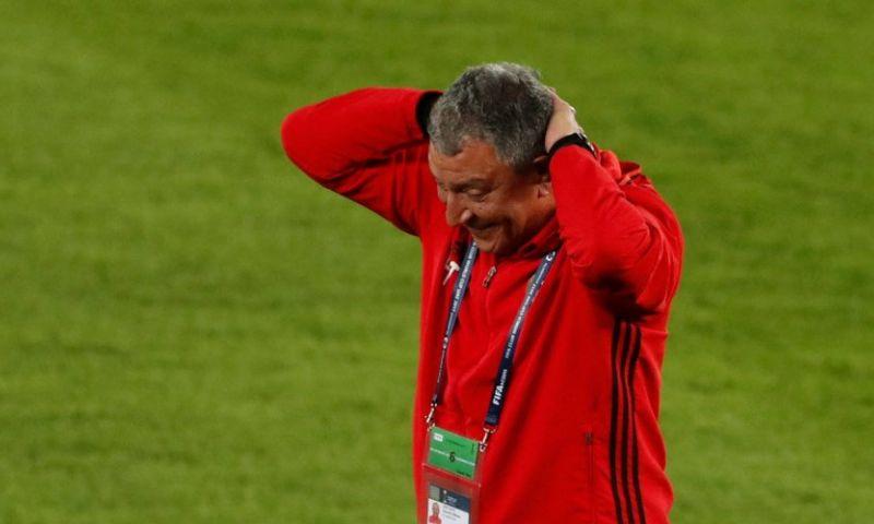 Afbeelding: Ten Cate rent naar toilet tegen Real Madrid: