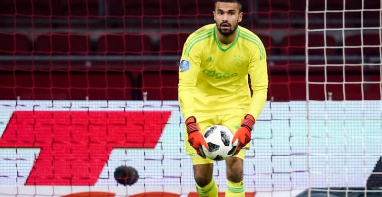 Update: 'Geblesseerde Van Leer moet twee maanden rust houden bij Ajax'