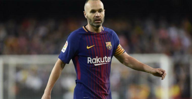 Iniesta droomt van twee Barça-transfers: Zouden geweldige versterkingen zijn
