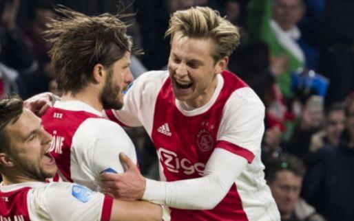 Transfernieuws | 'Ajax bereikt mondeling akkoord en heeft beet: nieuw contract tot medio 2022'