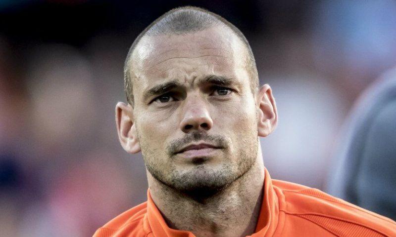 Afbeelding: 'Sneijder verlegt aandacht naar Mexico: onderhandelingen met ex-club Ronaldinho'
