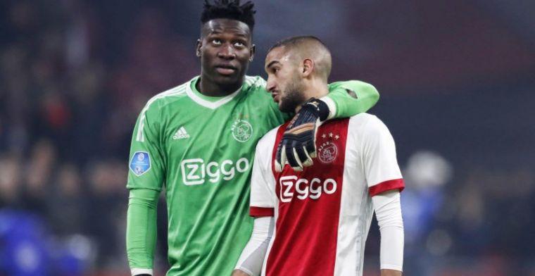 'Overmars gaat voor Ajax-vertrek liggen en wil steunpilaar tot medio 2019 houden'