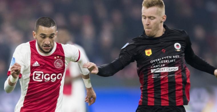 Ajax-transfer Ziyech ging bijna niet door: 'Hij wilde graag naar ons komen'