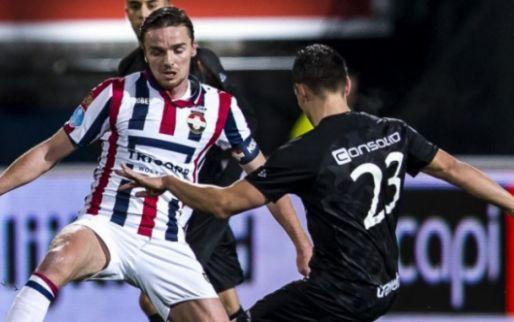 Afbeelding: Goudhaantje Saymak bezorgt stuntploeg PEC zege in Tilburg na 2-0 achterstand