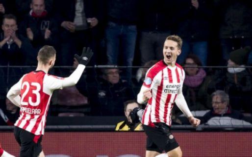 Afbeelding: PSV rekent snel af met ADO, zet Ajax en AZ op acht punten en is winterkampioen