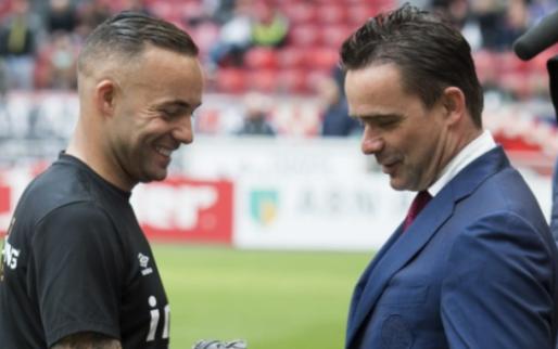 """Succesvolle De Zeeuw ambieert Ajax-rol: """"Functie die echt bij me zou passen"""""""