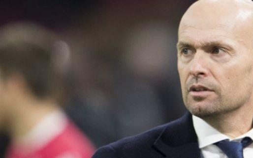 Afbeelding: Keizer ziet twee ploegen 'op z'n Ajax' spelen: