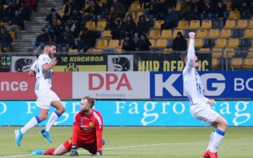 Afbeelding: Enorme misser Rosheuvel breekt Roda JC op: VVV boekt zege in Kerkrade