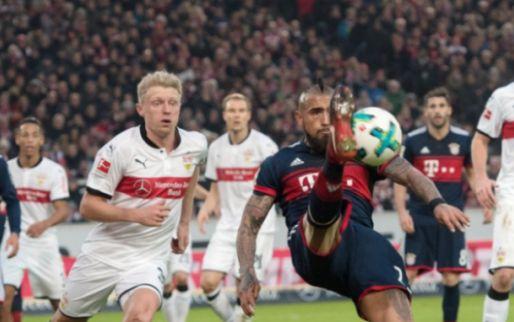 Afbeelding: Casteels en Origi blameren zich tegen rode lantaarn, Bayern loopt verder uit