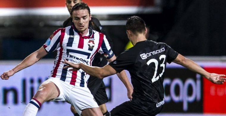 Goudhaantje Saymak bezorgt stuntploeg PEC zege in Tilburg na 2-0 achterstand