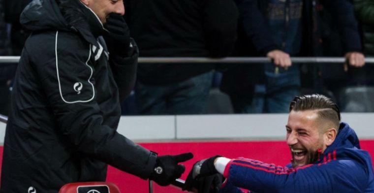 Ajax-comeback: Raakt mij totaal niet meer hoe de buitenwereld naar mij kijkt