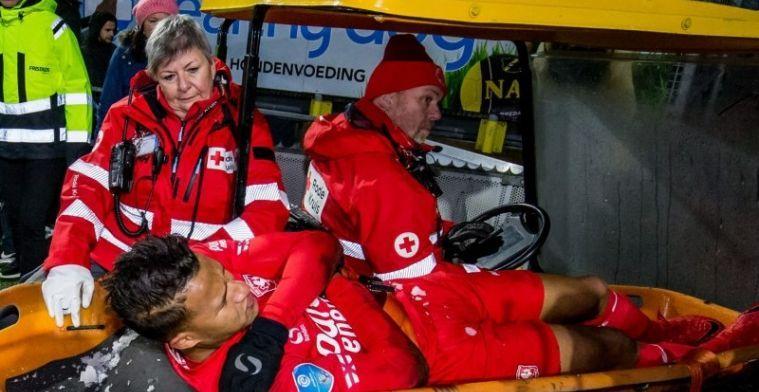 Update: NAC reageert via officiële kanalen op boze Verbeek: 'Bloemen gestuurd'