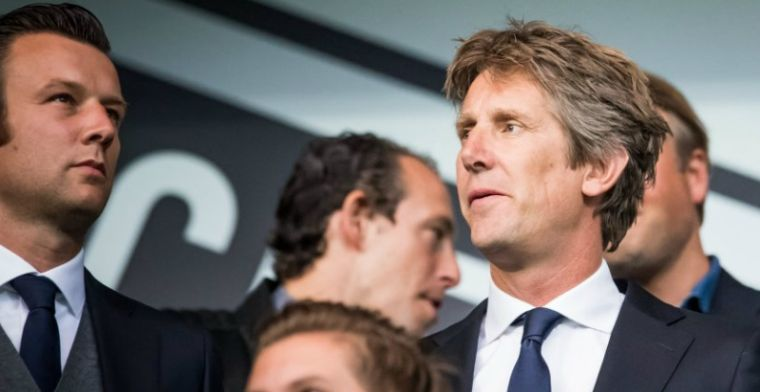 Van der Sar looft Eredivisie-rivaal: 'Goed dat talenten daar echte kansen krijgen'