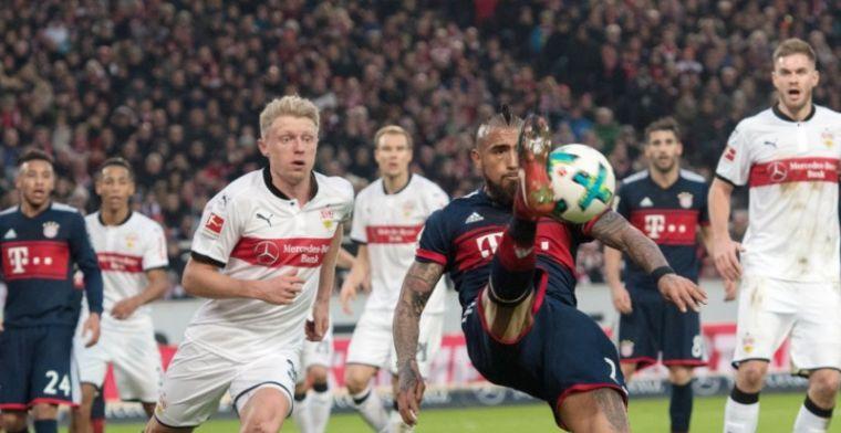Casteels en Origi blameren zich tegen rode lantaarn, Bayern loopt verder uit