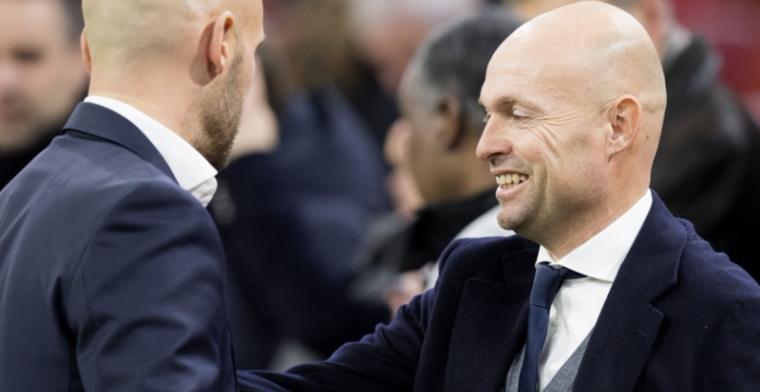 Genee en Driessen analyseren en noemen 'bijzondere trainer' voor Ajax