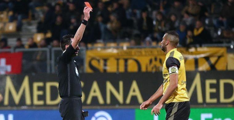 Getergde Roda-middenvelder: 'Ik vond ons laf spelen, heel slecht'