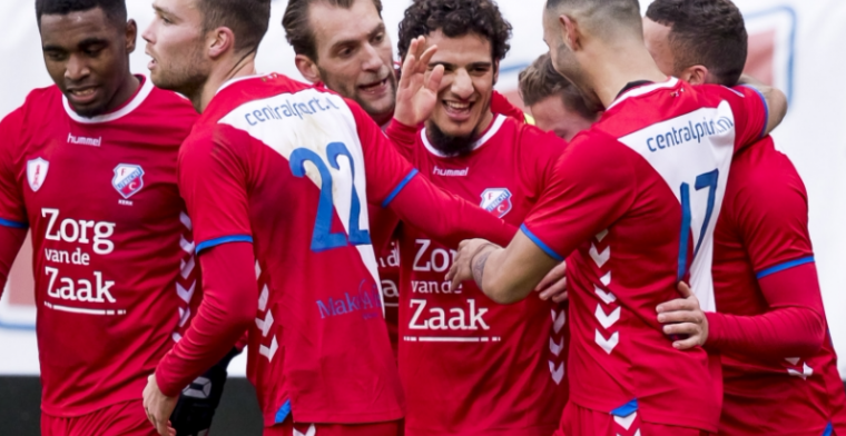 FC Utrecht verspeelt vijfde plaats door onverwacht doelpunt in slotminuut