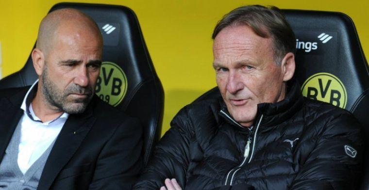 Dortmund-baas over Bosz: 'Moet je wel op deze manier spelen in de Bundesliga?'