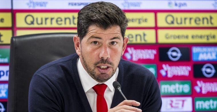 Van de Looi doet beroep op clubleiding Willem II: 'Op meerdere posities iets doen'
