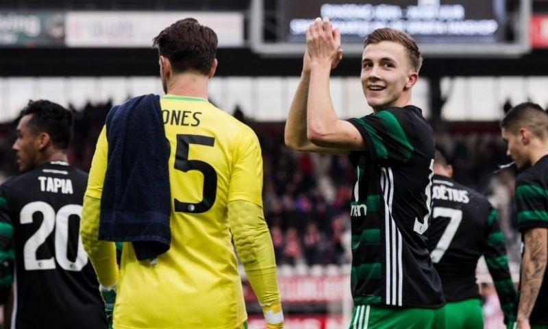 Afbeelding: VP's Elftal van de Week: hattricks Ajax en Feyenoord, ook PSV present