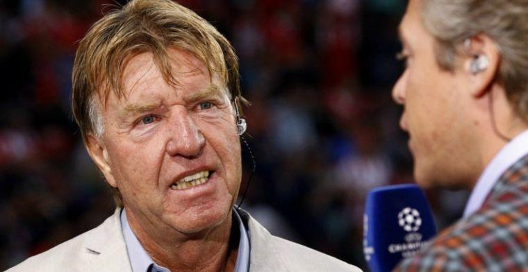 De Mos: 'Zo'n wedstrijd kan alle kanten op, dus Ajax kan zijn borst natmaken'