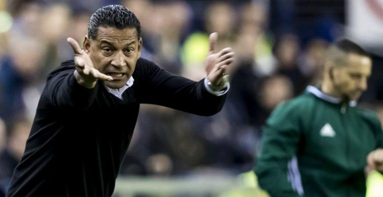 'Allach meldt zich en hoopt vertrek van Fraser bij Vitesse te versnellen'