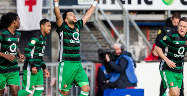 'Feyenoord was heel frivool, heb ze dit seizoen nog niet zo goed zien spelen'