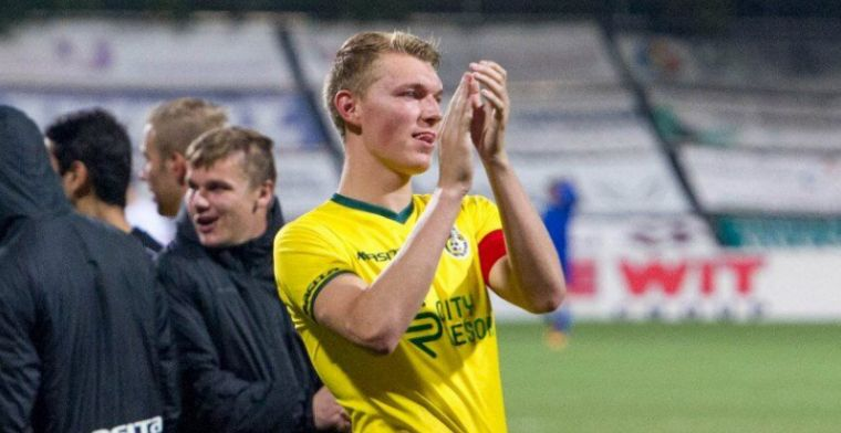 Waterreus vol bewondering over Ajax-transfer: 'Toch de minst veilige keuze'
