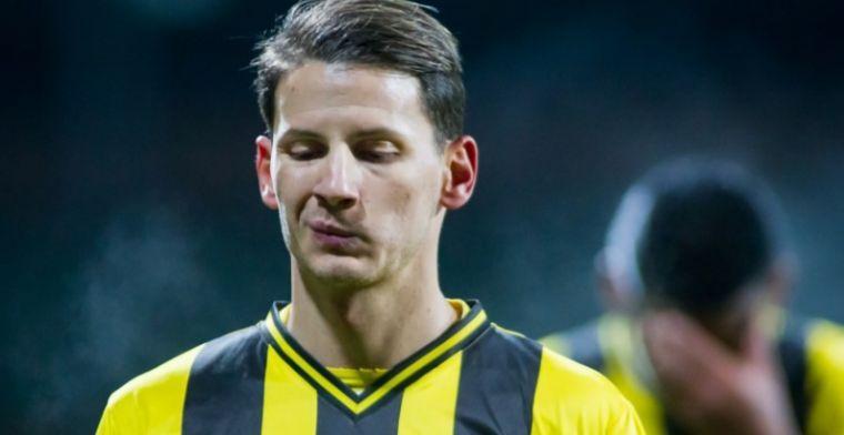Ling onderhandelt in Nederland over ex-Feyenoorder: Niet lekker in zijn vel