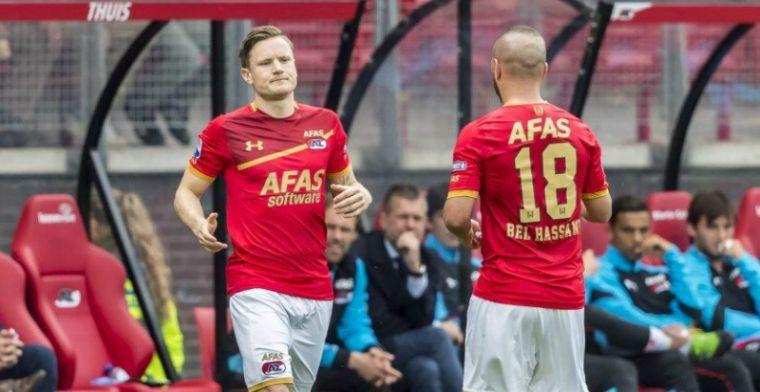 'Oude Eredivisie-bekenden wachten op geld: Zweeds duo alweer weg uit Griekenland'