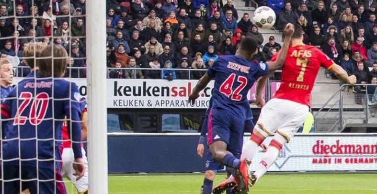 'Het zou me niet verbazen als we hem voorlopig niet meer gaan zien bij Ajax'
