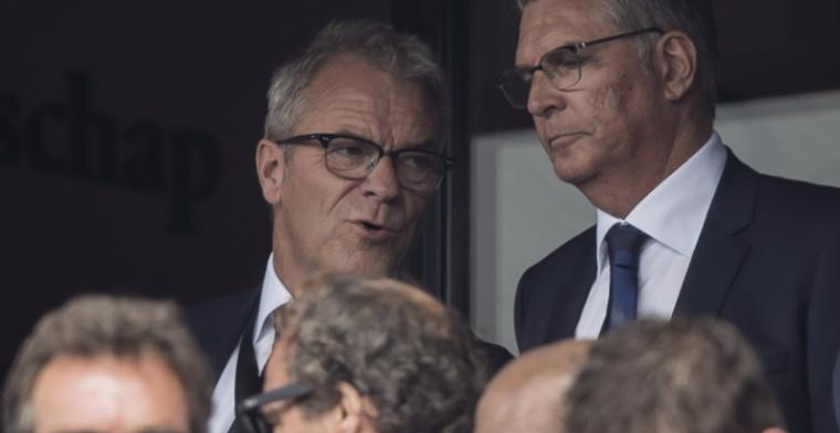 KNVB stelt mogelijk twee technisch directeuren aan: 'Heb niets uitgesloten'