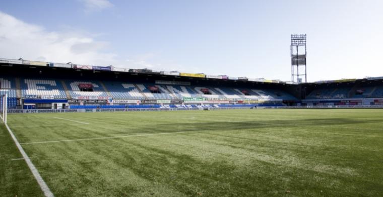 Fraai nieuws voor PEC Zwolle: 'Samenwerking is ons uitstekend bevallen'