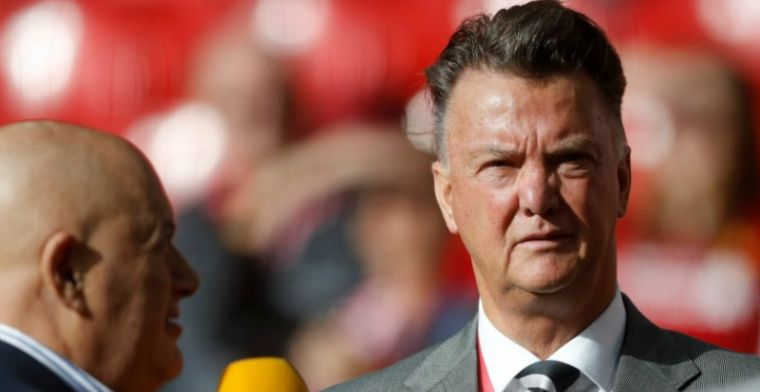 Van Gaal staat open voor terugkeer: Dan wil ik United nog wel een hak zetten