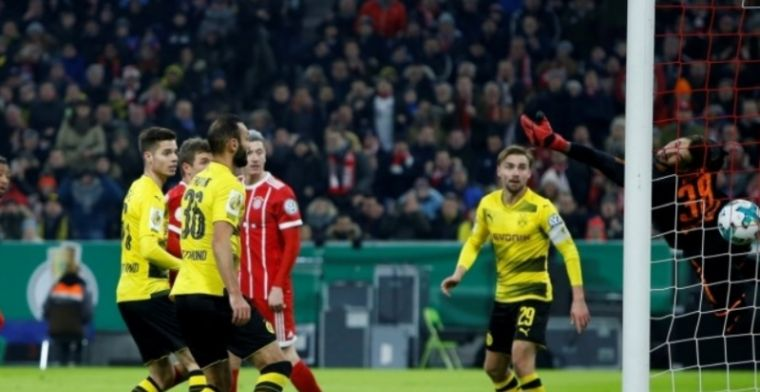 Dortmund-opleving na ontslag van korte duur: bekeruitschakeling tegen Bayern