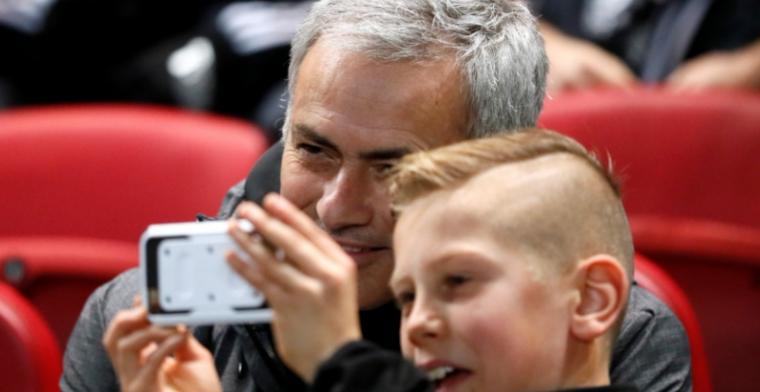 Mourinho na United-blamage: 'Sommige spelers hadden liever niet willen komen'