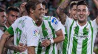 Imagen: OFICIAL: El once del Betis para enfrentarse al Athletic de Bilbao