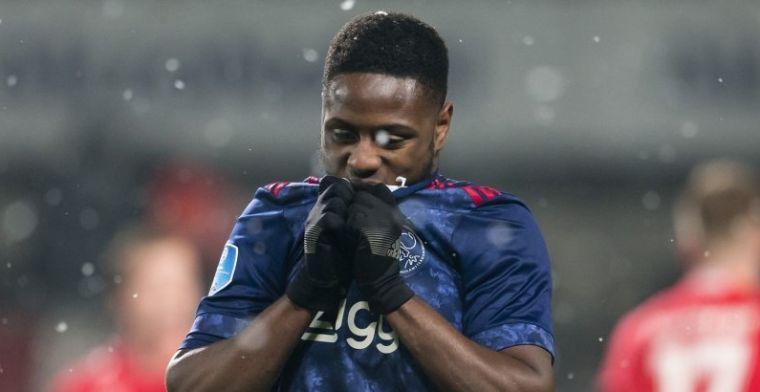 Ajax moet zieke verdediger missen; Reiziger en Bogarde selecteren hattrickheld