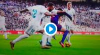 Imagen: POLÉMICA | ¿Hay penalti no señalado de Carvajal sobre Piqué?